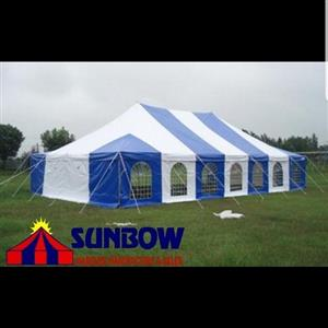 Peg & Pole Tents For Sale