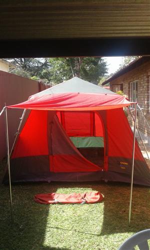 Cadac Born free 4-5 man tent