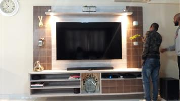 Modern Flosting Wall Tv Stands
