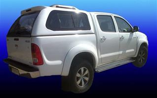 BRAND NEW GALAXY TOYOTA HILUX VVT SMART D/CAB GLASS DOOR BAKKIE CANOPY 4SALE!!! - ORDER YOURS NOW!!!
