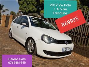 2011 VW Polo Vivo 5 door 1.4 Trendline