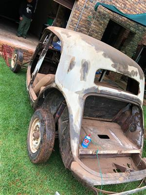 1943Citroen for sale