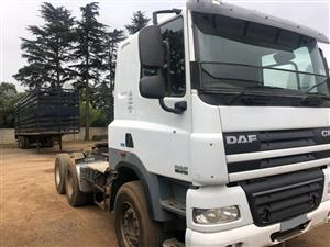 DAF Truck reliable