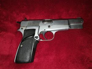 FN Browning Hi Power 9mm para
