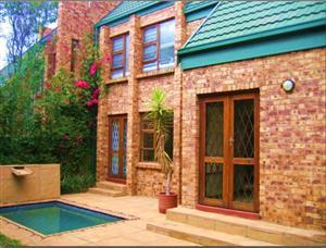 R14000 4 Bedroom, 3 bathroom, BROOKLYN Pretoria