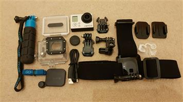 In New Condition GoPro HERO 3 Waterproof Digital FHD Action Camera for Sale...