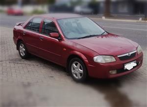 2001 Mazda Etude