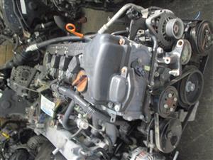 Nissan Almera 1.6 (QG16) engine for sale
