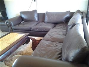 Admirable Leather Couches In All Ads In Pretoria Junk Mail Gmtry Best Dining Table And Chair Ideas Images Gmtryco
