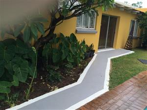 Spacious two bedrooms cottage for rent