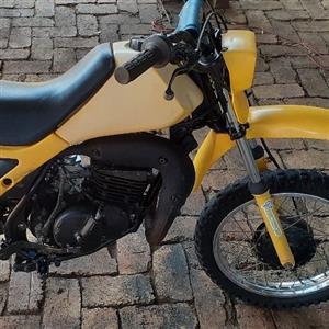 1990 Suzuki AX100