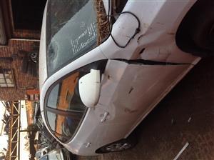 Stripping Hyundai Elantra J5 2007 for Spares