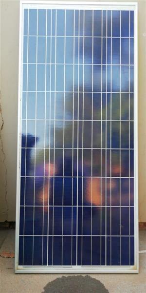 Solar Panel for 12V system 130Wp