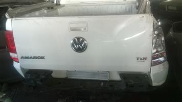 Stripping VW Amarok for parts