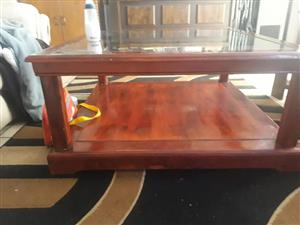 Pine coffee table for sale