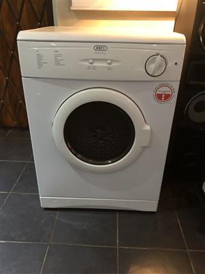 Defy autodry tumble dryer 5 kg