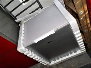 Silver freezer for sale