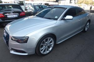 2012 Audi A5 coupe A5 2.0T FSI STRONIC