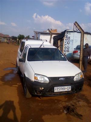 2009 Ford Bantam 1.4TDCi