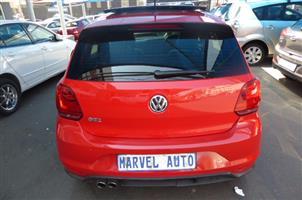 2015 VW Polo hatch POLO 2.0 GTI DSG (147KW)
