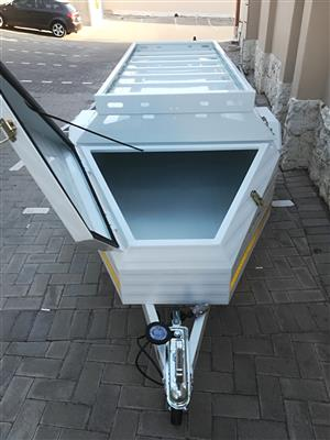 Brand new - 6 foot CAMP ROADSTER 310 Trailer