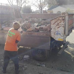 bedfordview Rubble removal services