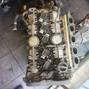 Volvo s40 2007 2.4i engine
