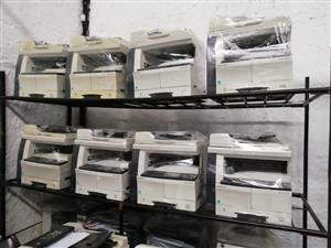 KYOCERA BLACK/WHITE COPIERS
