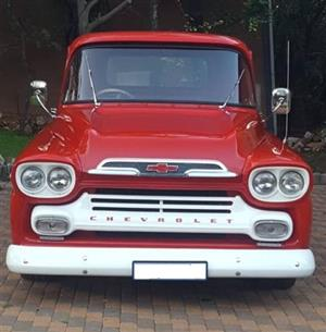 58 Apache Pick Up