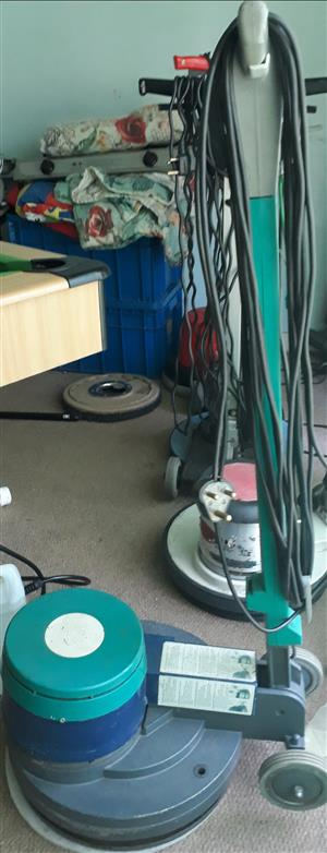 Wetrok  floor scrubber