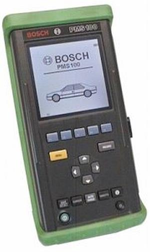 BOSCH PMS-100: Dual Channel Portable Digital Automotive Oscilloscope