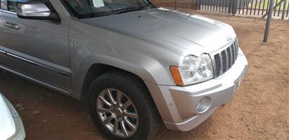 2006 Jeep Grand Cherokee 3.0L CRD Overland