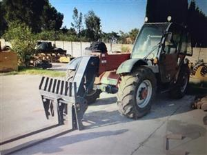Manitou Telehandler Model MT-732