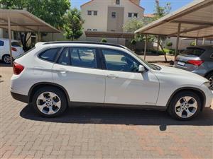 2014 BMW X1 sDrive20d auto