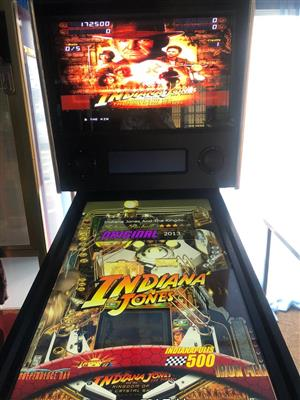 Virtual Pinball Machine for sale