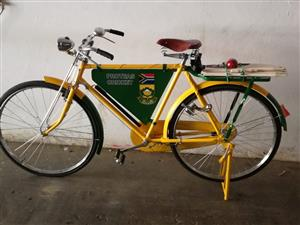 Protea vintage bicycle
