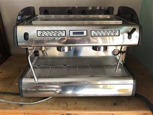 Carimali 2 group Espresso machine