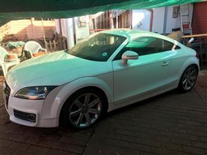 2011 Audi TT coupe 2.0TFSI quattro