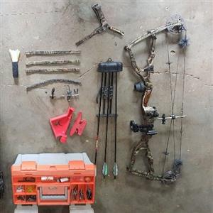 Bowtech compound bow