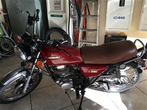 1985 Kawasaki Z