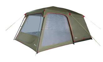 CAMPMASTER. FAMILY CABIN 900. 9 Sleeper. 510cm (l) x 280cm (w) x 200cm (h). NEW R4300. New demo tent. 2000 mm water column