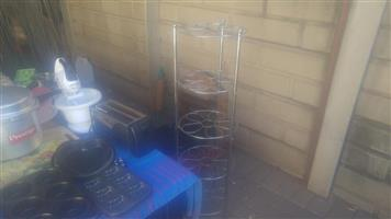 5 Tier kitchen stand for sale