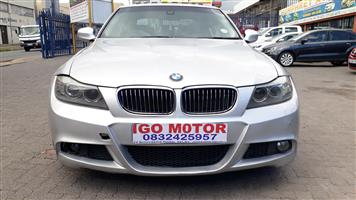2011 BMW 3 Series 323i Dynamic steptronic