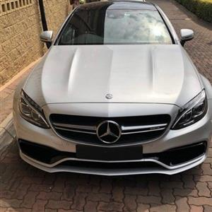 2017 Mercedes Benz C-Class coupe AMG COUPE C63 S