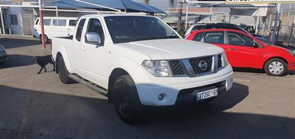 2010 Nissan Navara 2.5dCi KingCab XE