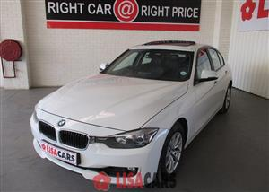 2012 BMW 3 Series 320i Luxury