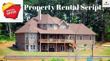 Own A Lucrative Online Business With A Property Rental Script Now At 50% Off