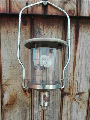Gas lamp, Cadac 100cp