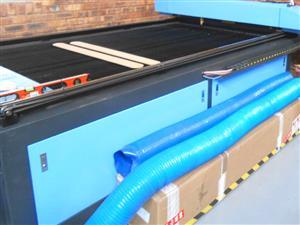 LC-1630/120 TruCUT Standard Range 1600x3000mm Flatbed, Conveyor Table & Feeding