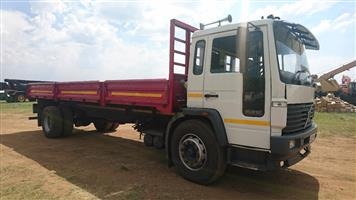 1998 Volvo FL6 (8t) d/side